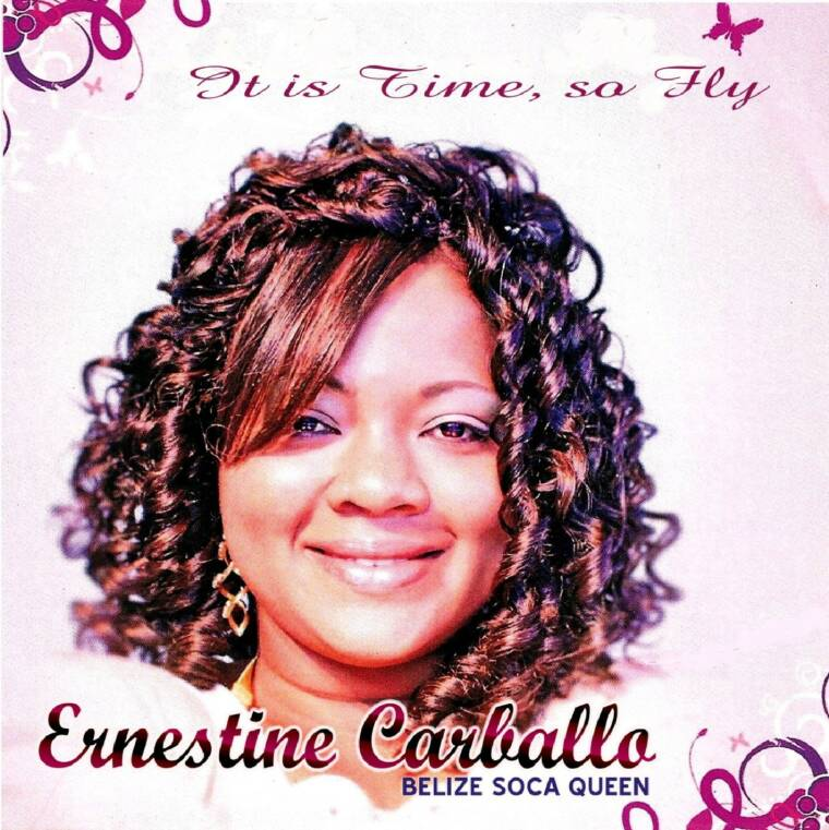 "Ernestine Carballo ""It Is Time, So Fly"