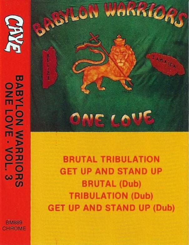 Babylon Warriors-ONE LOVE-1989 reggae