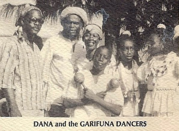 Dana & the Garifuna Dancers