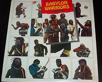 "Babylon Warriors ""Forward"" 1983 American Music Label (Produced by: Karl Pitterson)"