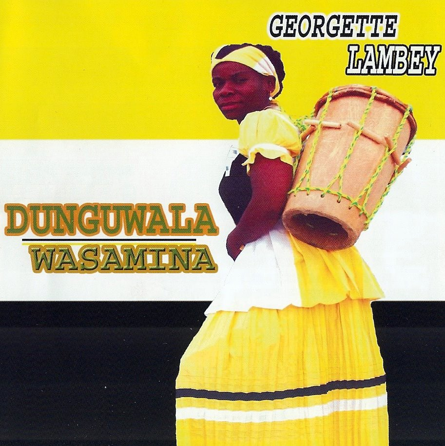 Georgette Lambey -Dunguwala Wasamina -2007 (Arranged and Produced by: Jeff Zuniga, Patrick Barrow, Glen 'Q' Garcia