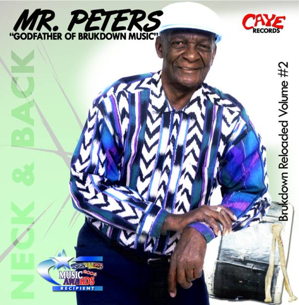 "Mr Peters ""Neck & Back"" 2005 Caye Records, procuced by: Patrick Barrow"