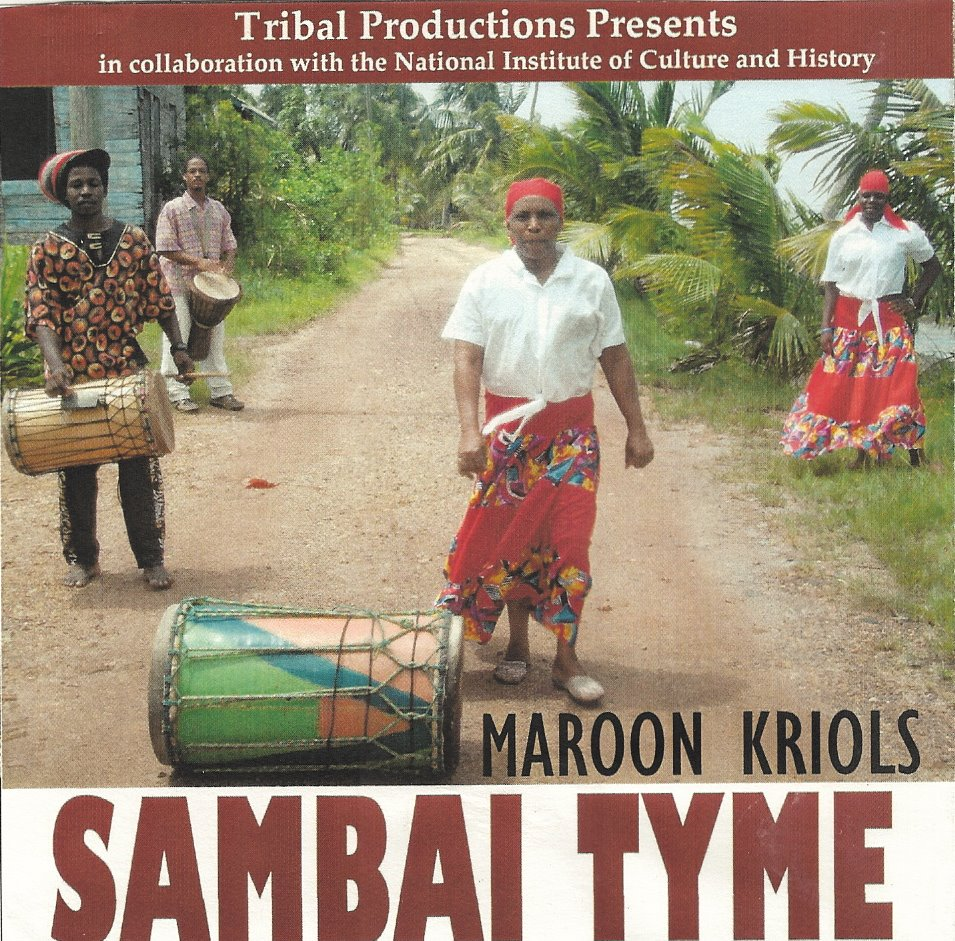 Maroon Kriols - Sambai Tyme 2005 -Tribal Productions