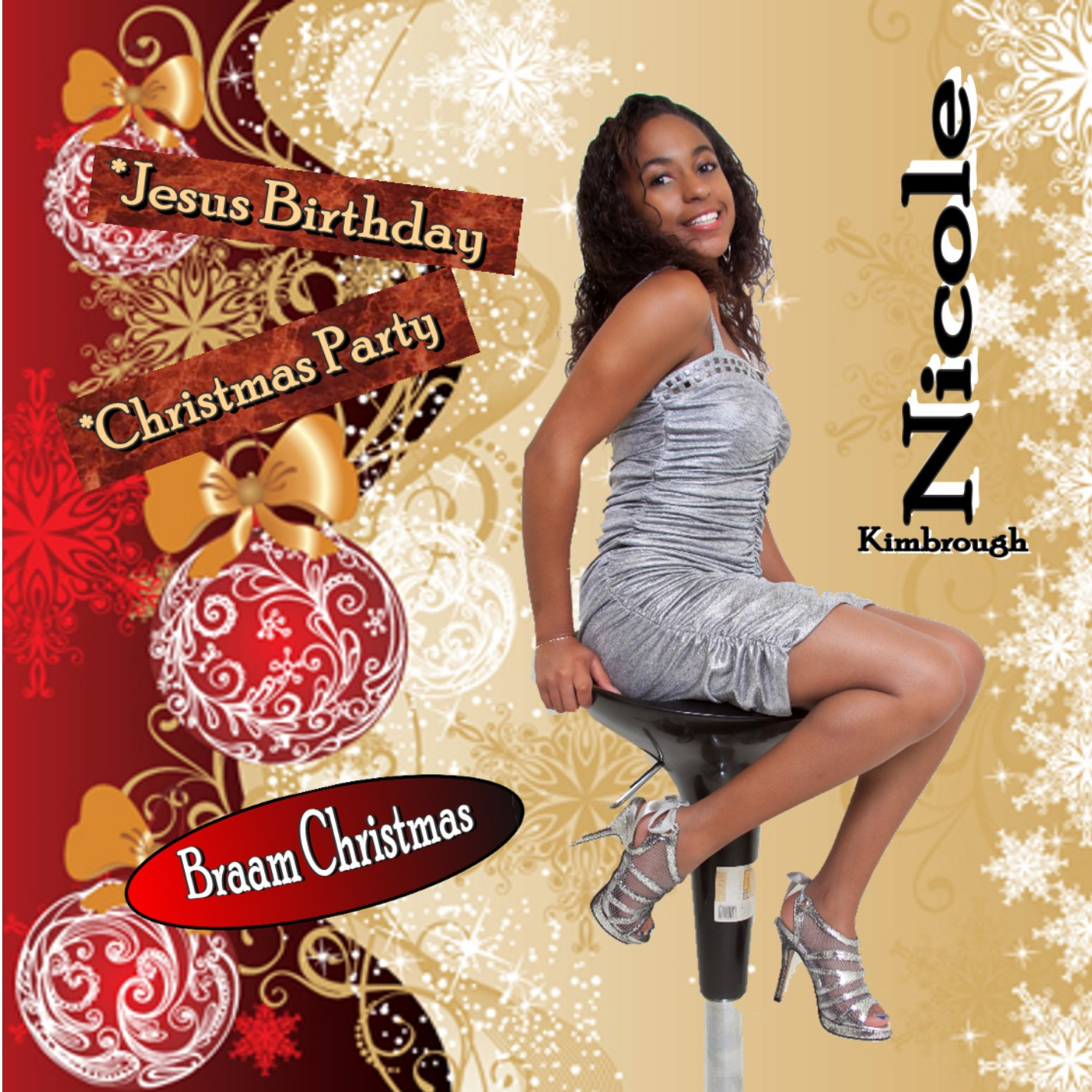 Jesus Birthday, produced by Patrick Barrow / Caye Records